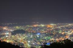 Nightview from BIZAN
