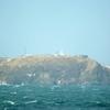 襟裳岬の冬