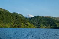 5月芦ノ湖