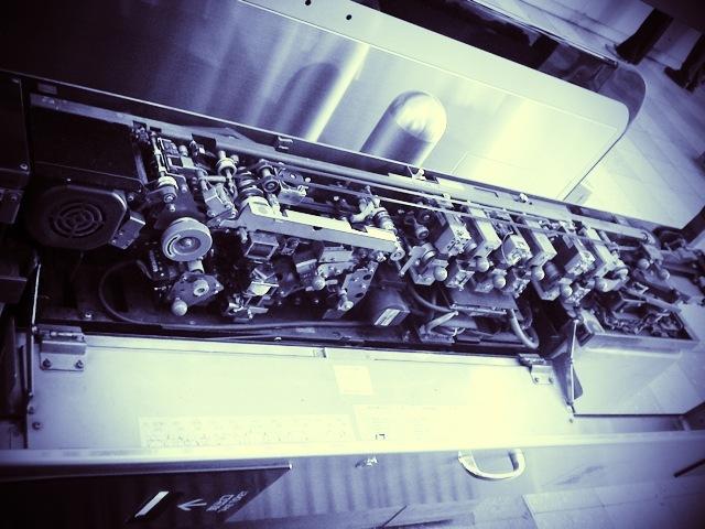 自動改札機