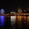 神戸モザイク夜景