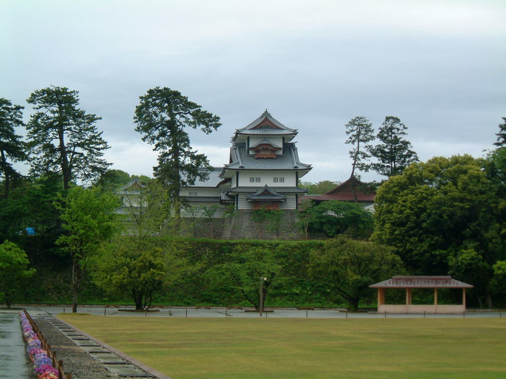 金沢城菱櫓