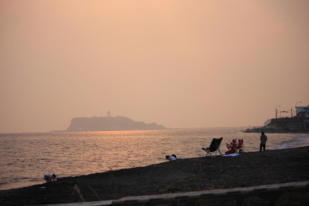 稲村ヶ崎から見た江ノ島1