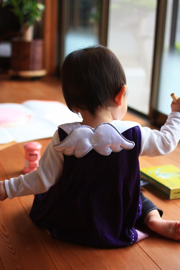 我が家の天使