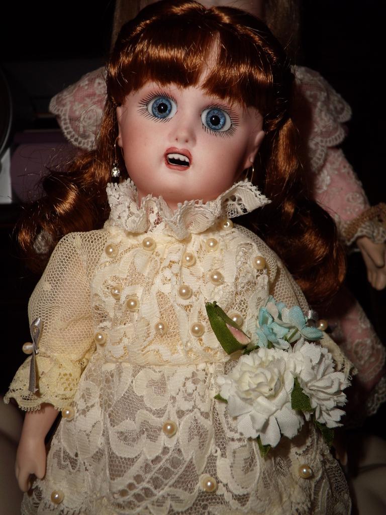 人形 製作