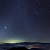 Orion at dawn