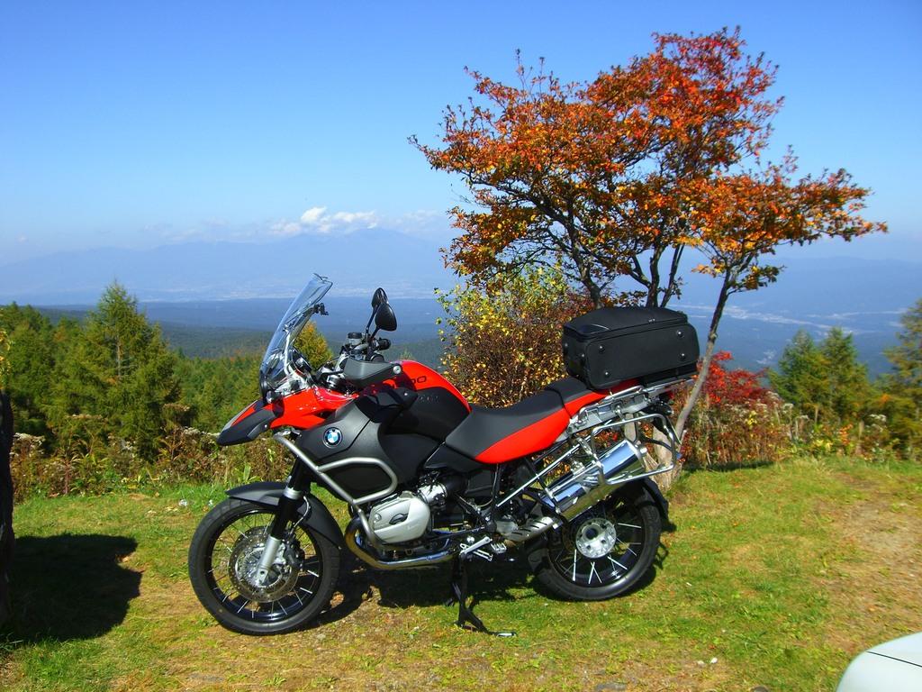 1013飛騨高山ツーR299 八ヶ岳2