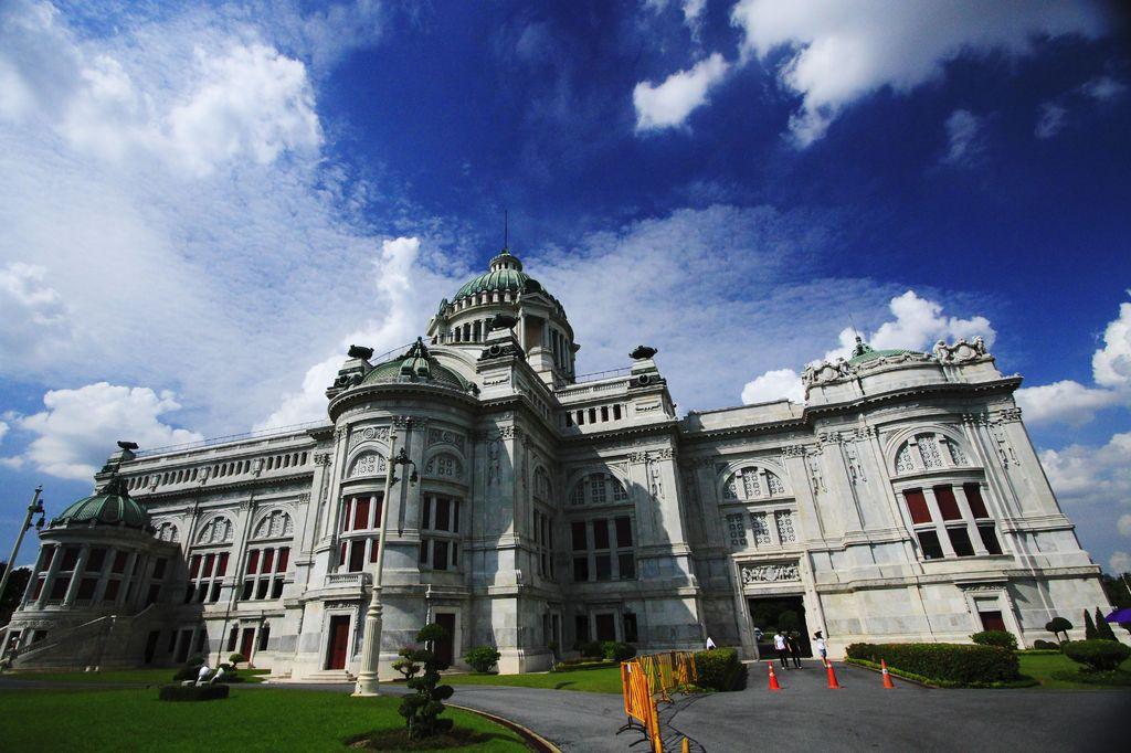 アナンタサマーコム宮殿全景