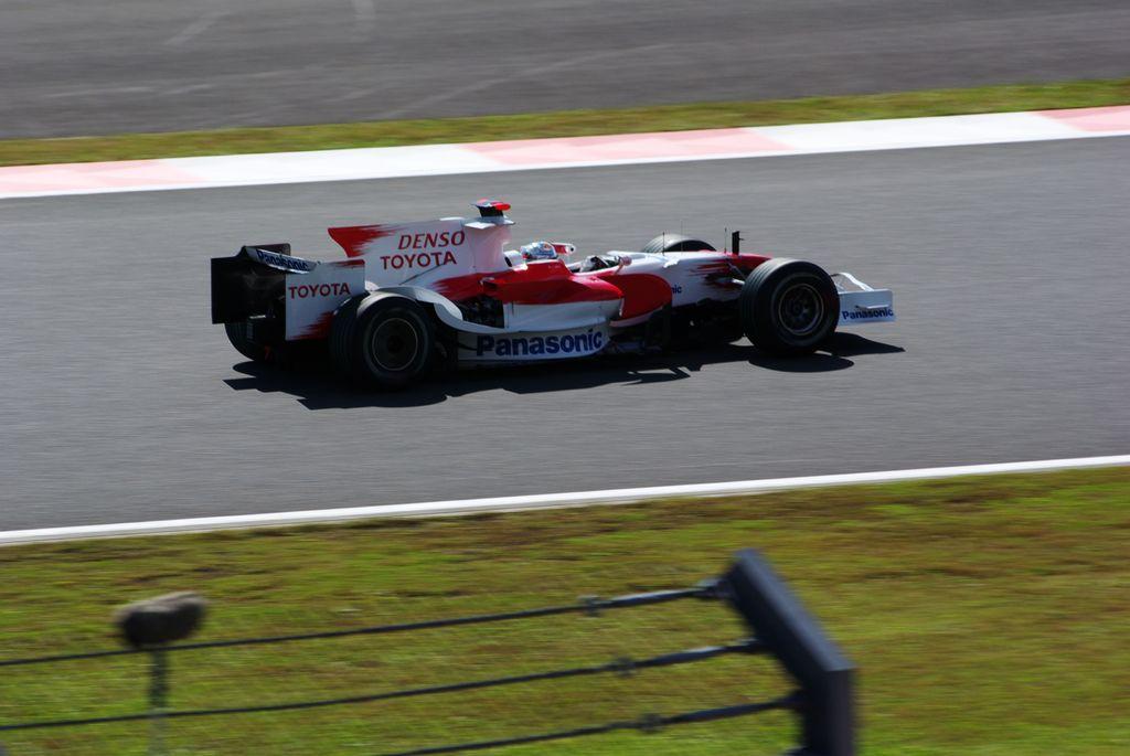 F1 フリー走行 003