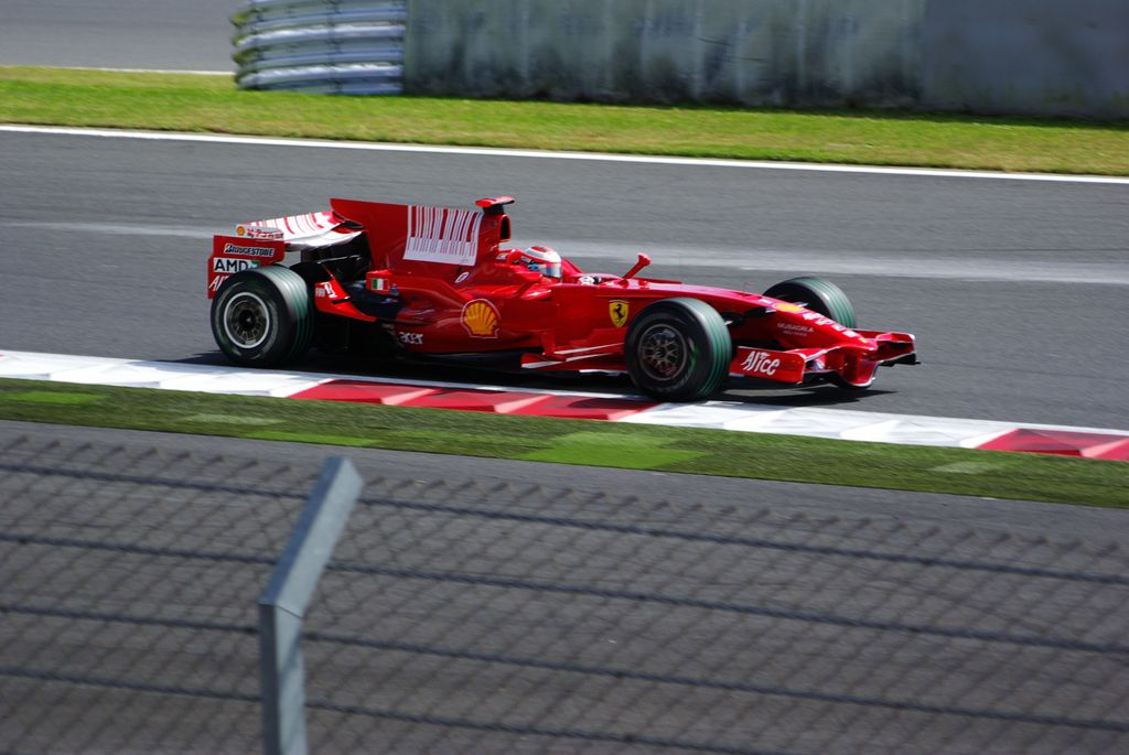 F1 フリー走行 001
