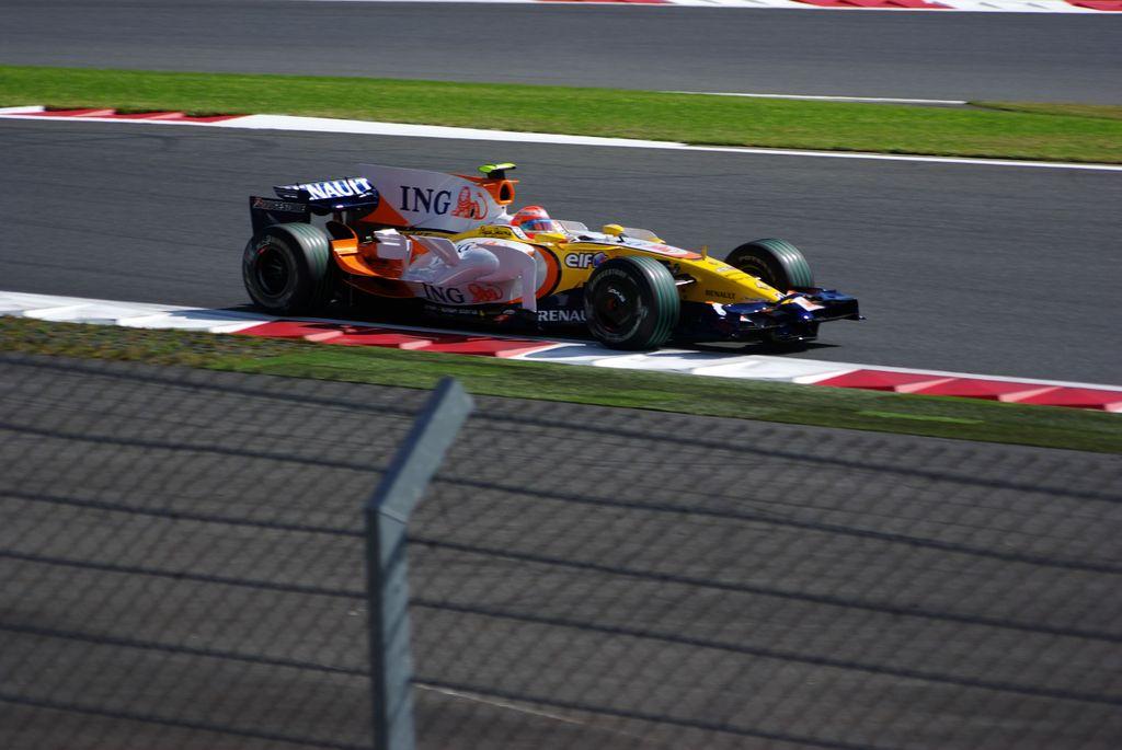 F1 フリー走行 004