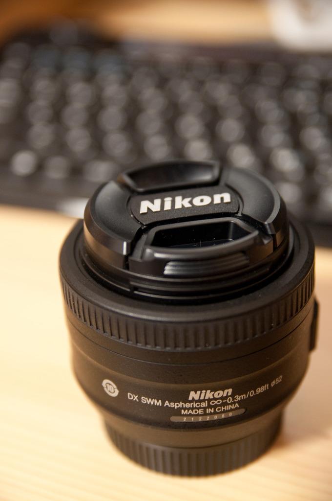 Nikon NIKKOR 35mm F1.8G