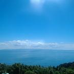 FUJIFILM FinePix A345で撮影した風景(長崎市網場からの海)の写真(画像)