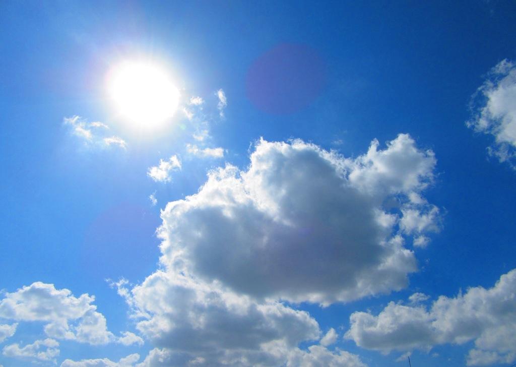ハート雲♡