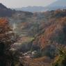 明日香 上居(じょうご)からの眺望