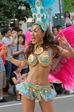 Samba natural