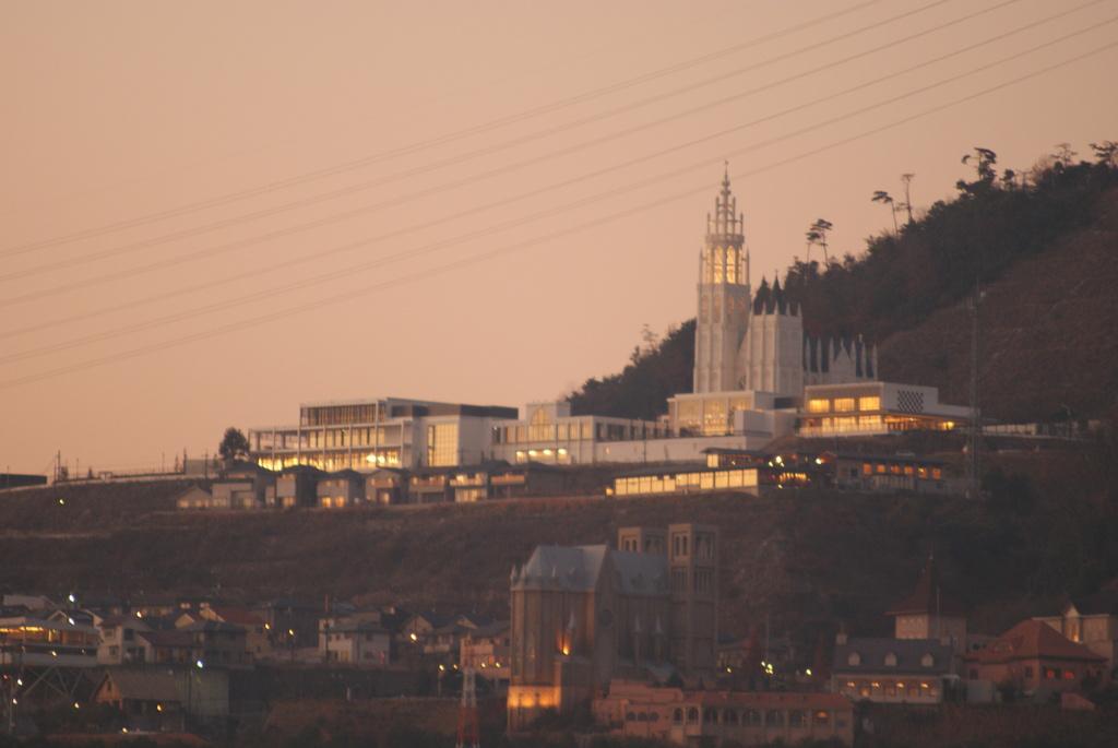山の上の城