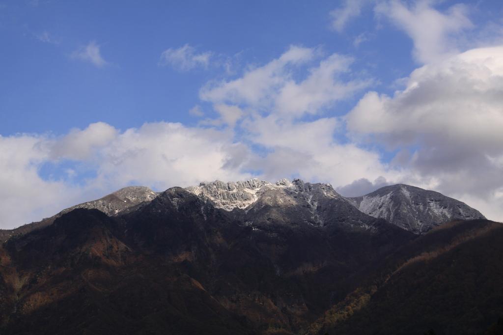 霊峰八海山