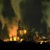 夜の工場 -2-