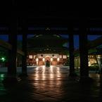 PENTAX PENTAX K20Dで撮影した風景(月夜に善光寺参り)の写真(画像)