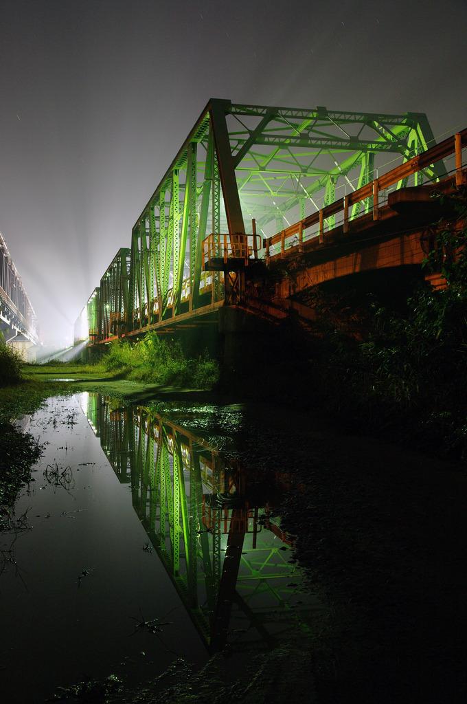 さよなら村山橋