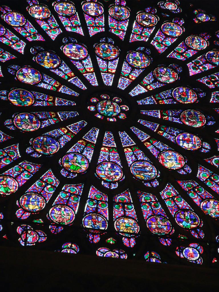 Vitrail de Cathédrale Notre-Dame