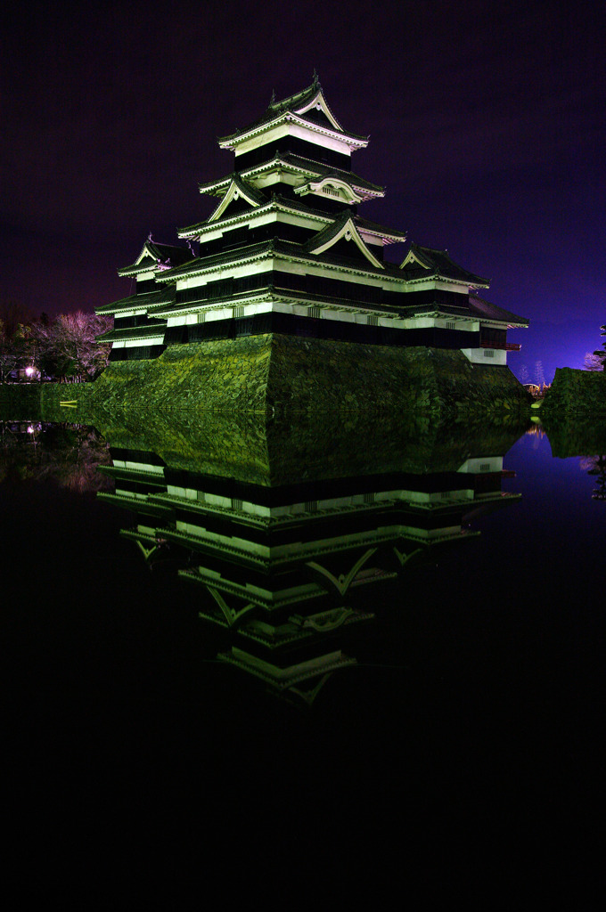 The Midnight Castle