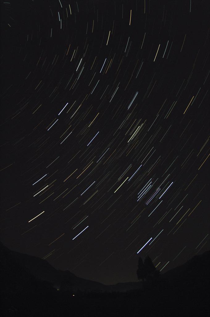 オリオン群の夜