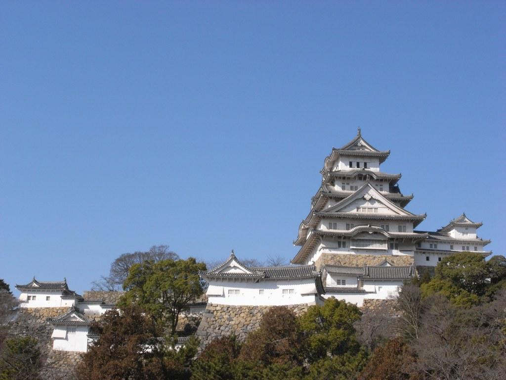 世界遺産のお城です!