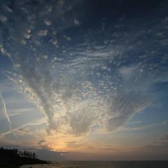 CANON Canon EOS Kiss X2で撮影した風景(黎明)の写真(画像)