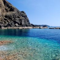 NIKON NIKON D80で撮影した風景(水色)の写真(画像)