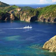 NIKON NIKON D80で撮影した風景(母島へ)の写真(画像)