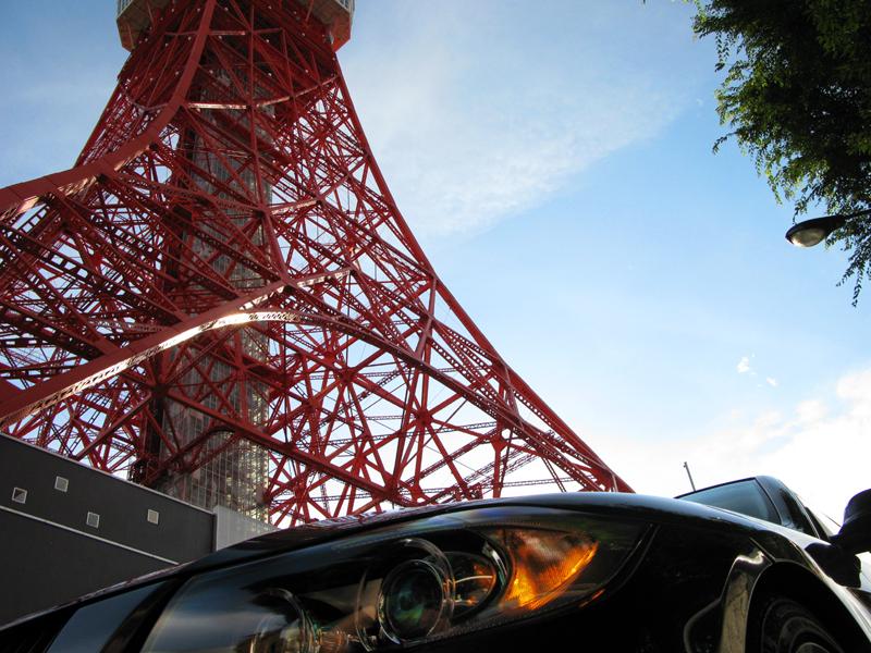 東京タワーにて002