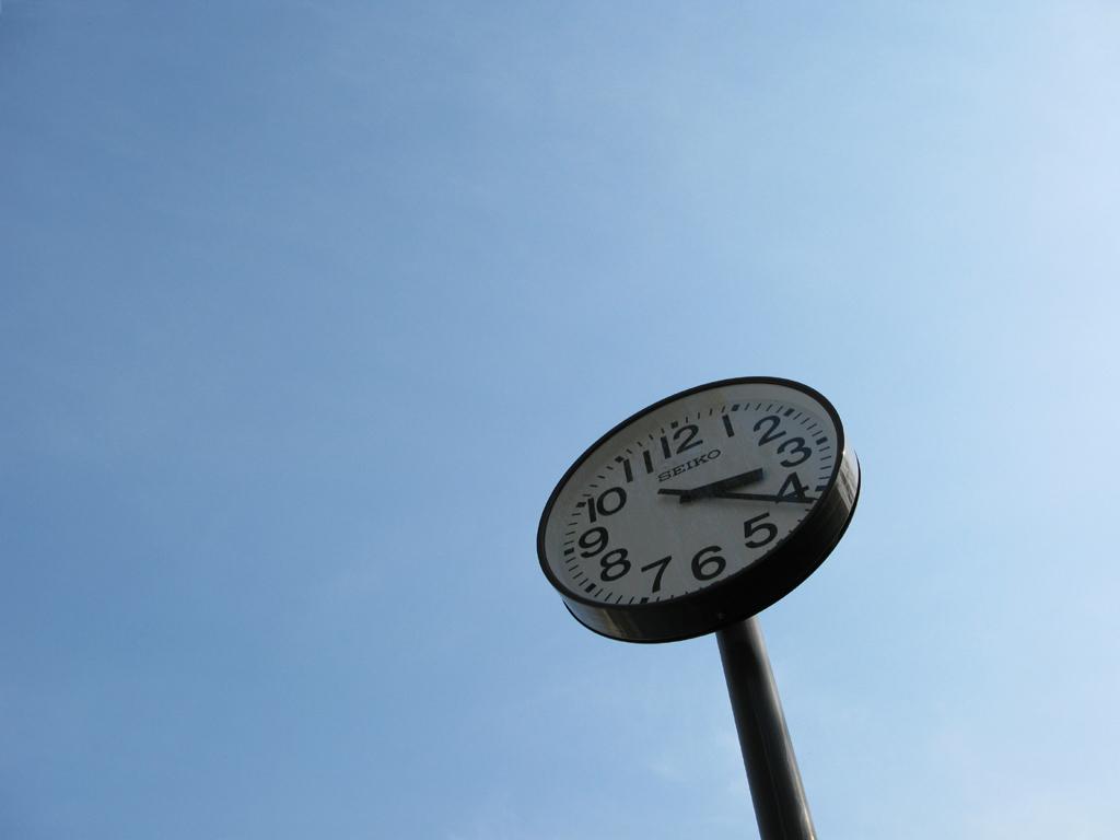根津の時計