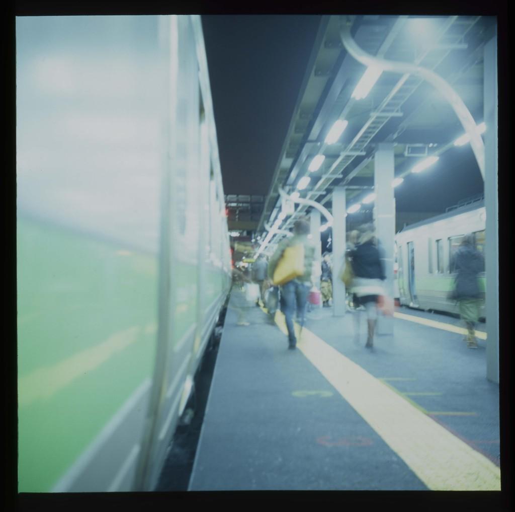 終着駅・・・そして旅へ