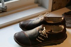 何処かへ出掛けたい靴