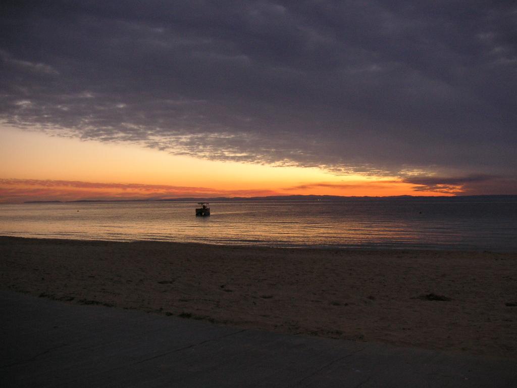 モートン島の夕べ