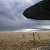 モートン島の浜辺