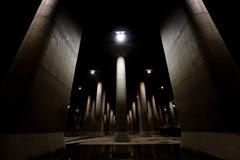 地下に眠る神殿