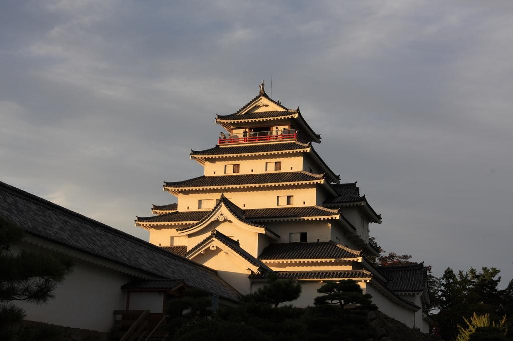 鶴ヶ城 3404