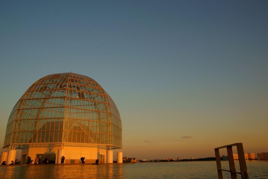 葛西臨海公園水族館