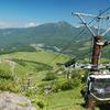 夏の車山高原リフト