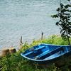 ボートのある風景