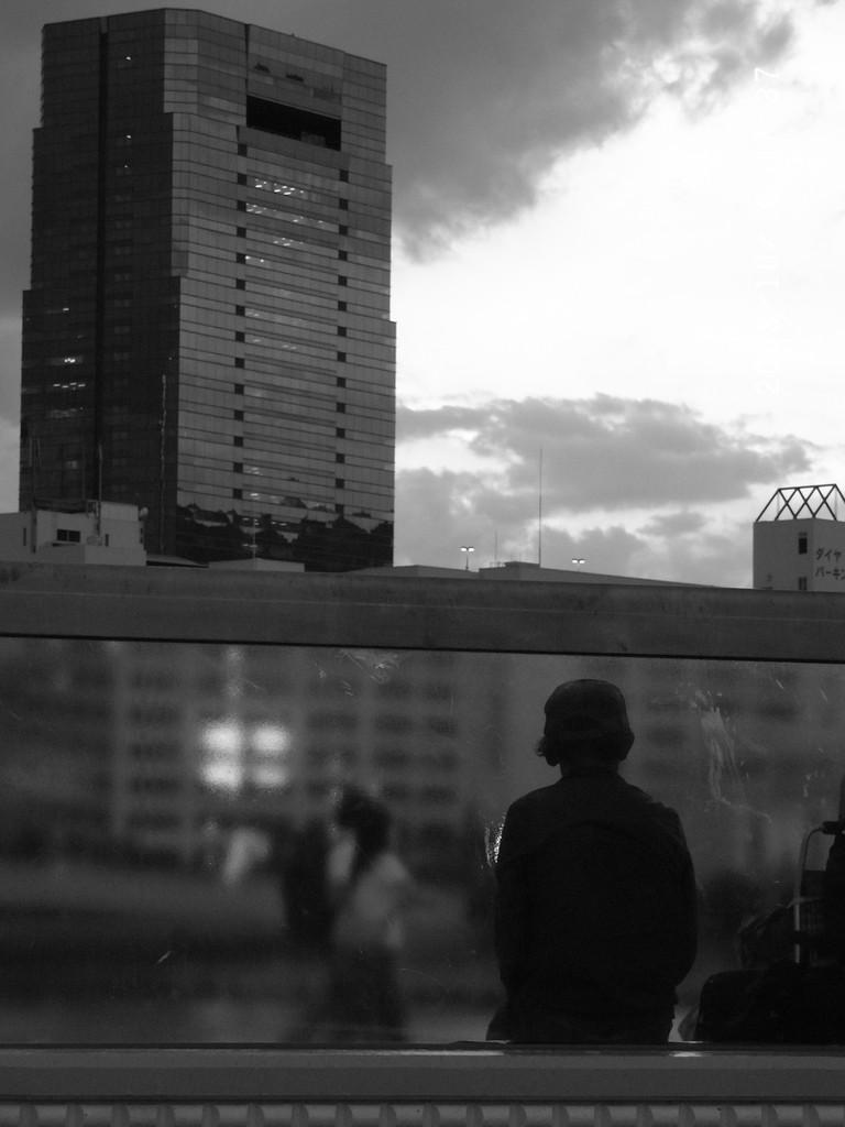 神戸 夕暮れ