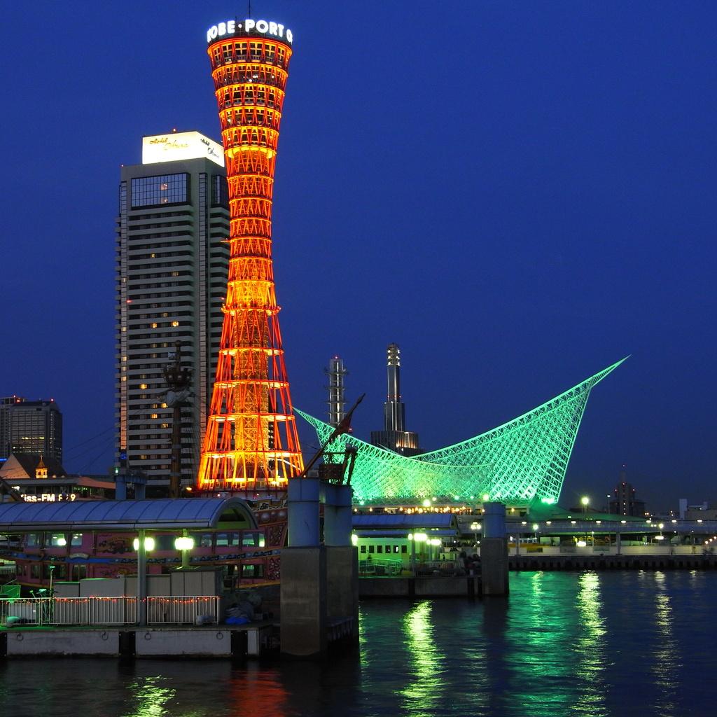 神戸 夜景1
