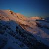 星生稜線と久住山