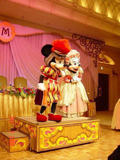 ★ミッキーとミニーのウエディング3942002