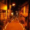 夜の散歩道