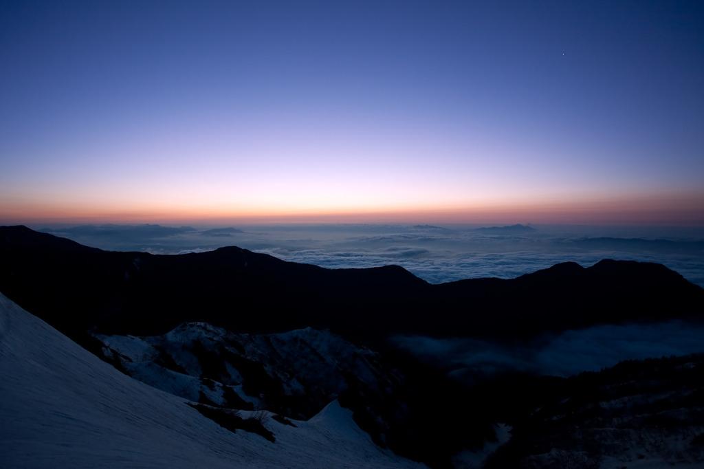 輝きの地平線