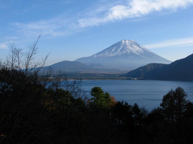 富士山 河口湖